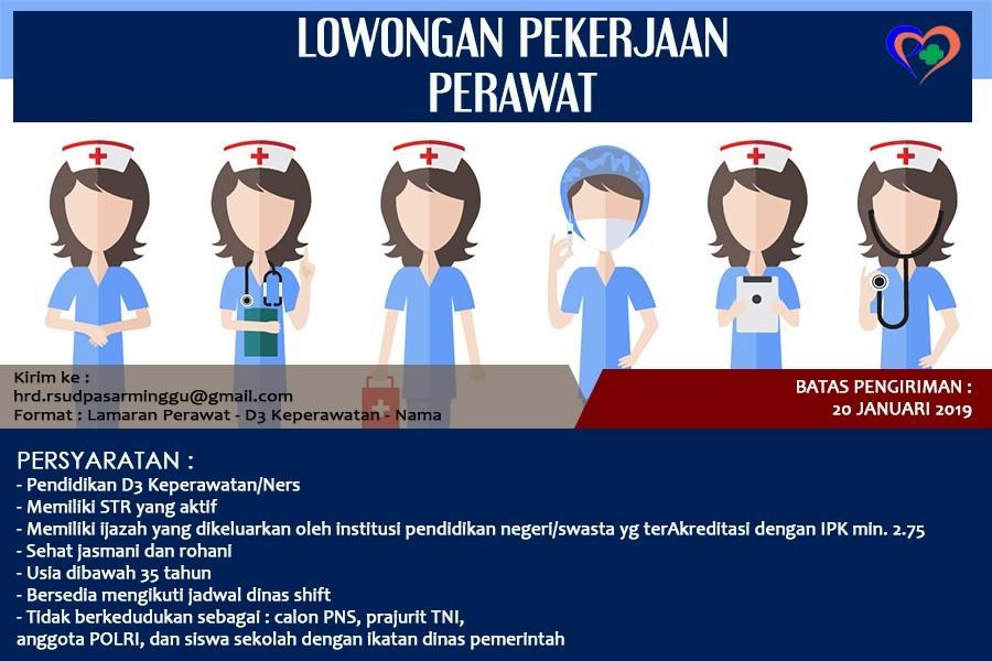 lamaran pekerjaan perawat